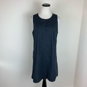 Everlane Shift Dress Sleeveless Gray